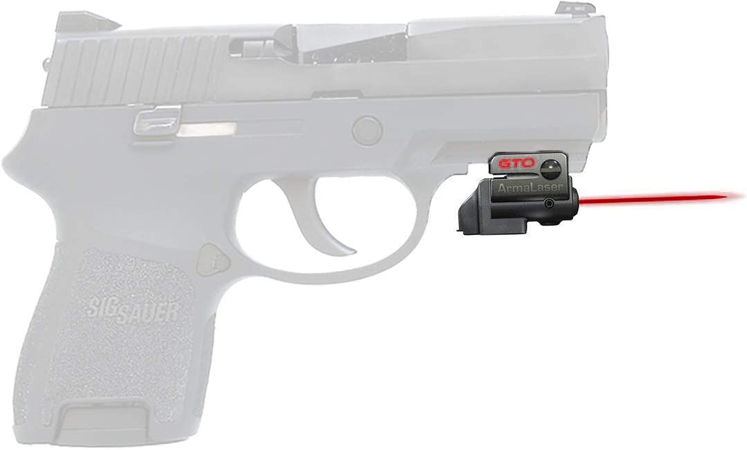 ArmaLaser Designed to fit Sig Omaha Mall Charlotte Mall Sauer GTO Red Sight Laser P250 SC