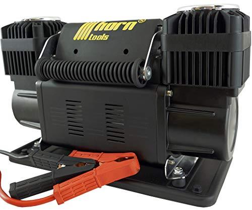 horntools Kompressor mobil 12 V 2 Zylinder 300 l/min 8 Bar