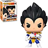 Funko- Dragon Ball Z Vegeta Figura de Vinilo - Coleccionable, Multicolor (43028)