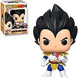 Funko- Dragon Ball Z Vegeta Figura de Vinilo - Coleccionable, Multicolor (43028)...