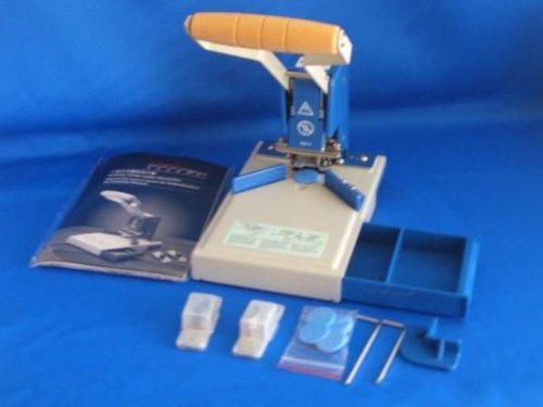 業務用 角丸(R6) コーナー カッター 卓上 名刺、カードの角切(3.5R,10Rのオプション刃型2個をセットします)