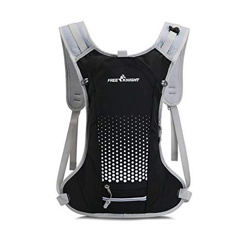 MonoTele - Zaino per idratazione e sacca da 2 l, per bicicletta, per corsa, ciclismo, escursionismo, arrampicata, sci, caccia, zaino per uomo e donna