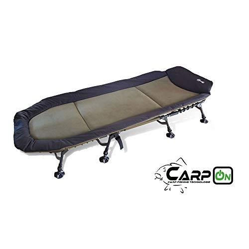CarpOn Campbed Outdoor Bett Camping 208 cm Lang