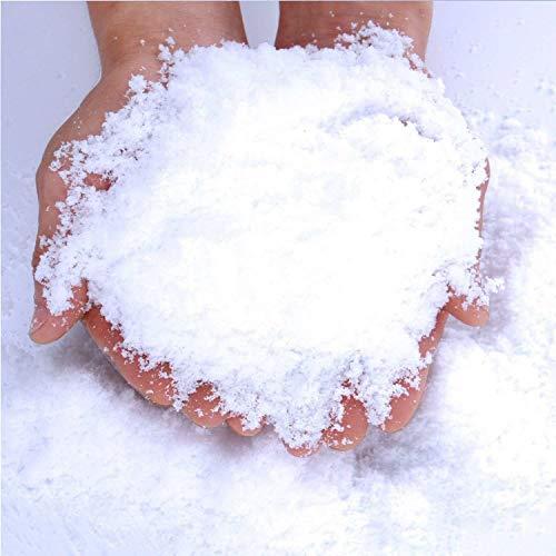 HoitoDeals Fake Fluffy Instant Xmas Artificial Snow Powder For Christmas, Birthday Decor