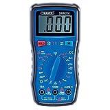Draper DMM200 Multímetro digital, azul