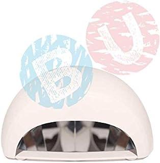 Lámpara de secado LED de uñas para esmaltes semipermanentes o permanentes BONITAS UÑAS