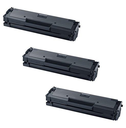 2X Tóner Compatible con Samsung Xpress M2020 W, M2021 W, M2022 W, M2026 W, M2070 W FW F FH HW, M2071 W FH HW, M2078 W Serie | MLT-D111S/ELS