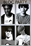 Bloc Party Poster Amazing Collage Rare Hot New 24x 36