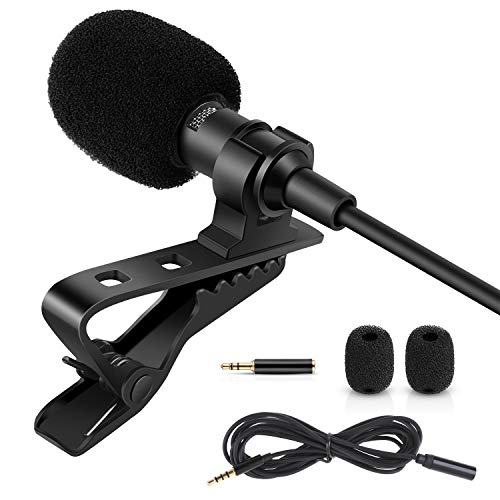 41hg+IWAm4L - Best Lapel Style Wireless Mics For School Production 2020