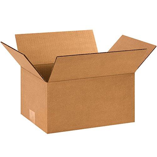 BOX USA B1296 Corrugated Boxes, 12