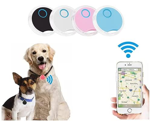 Anti Perdu Collier GPS Chats Localisateur, Traceur GPS...