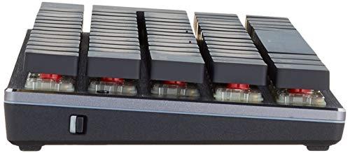 Cooler Master SK621 Tastatur, schwarz Bluetooth 4.0