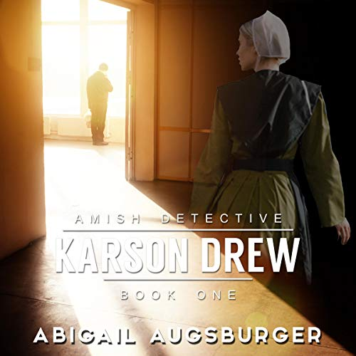 Amish Detective Karson Drew: Book One  By  cover art