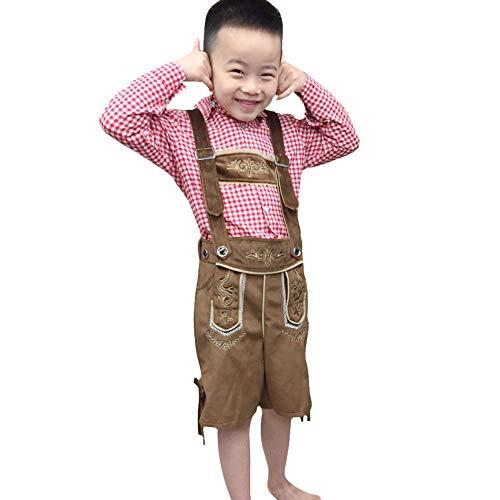 Metermall bier kleding kinderen jongen Cool Oktoberfest ober kostuum bier festival pak