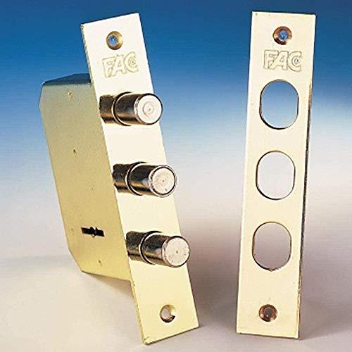 Fac seguridad 480b - Cerradura embutir madera 480-b gorjas (2u)