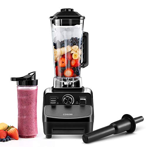 Cosori Blender For Shakes & Smoothies, 1400w Heavy Duty Professional Blender For Crushing Ice