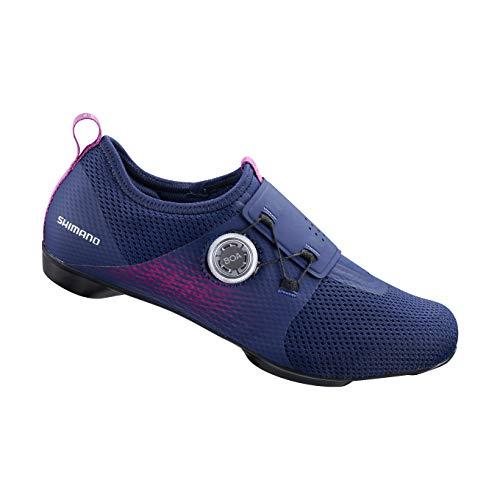 SHIMANO SH-IC500 Cycling Shoe - Women's, Purple, 36