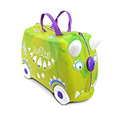 BOREDOM BUSTING – Sit-On, Ride-On, Carry-On; keep kid's entertained through the airport, at destination and away from home STRESS LESS – Multi functional strap allows parent to tow tired children on their luggage or conveniently carry over shoulder H...
