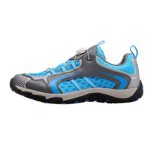 Shoes Kvinna manliga avslappnade ridsko, låsfri spinning skor vägcykel mountainbike utrustning skor, lämpliga för utomhuscykling/vandring/fiske/resor