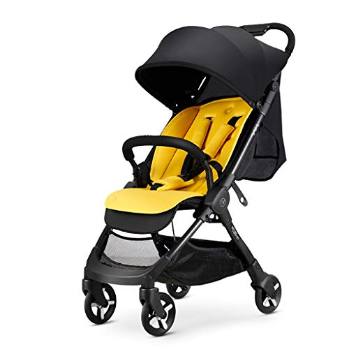Best Buy! JIAX Baby Carriage,with Convertible Reversible Shock Absorber for Infant Newborn Sit and S...
