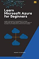Learn Microsoft Azure for Beginners Front Cover