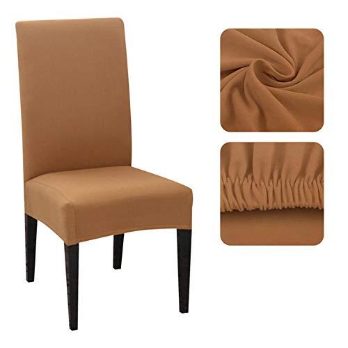 DFDFH Fundas de sofá en Forma de L de 4/3/2/1 plazas, Chaise Longue seccional para Sala de Estar, reposabrazos de Licra, Fundas para sofá de Esquina, elásticas