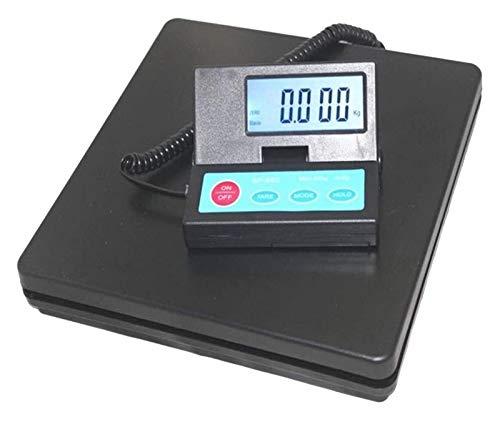 ZBYL 50kg / Escala de envío 2g Digital Postal de Escala, for Letter Plataforma Industrial Comercial Tienda de Cocina Paquetes de Equipaje multifunción Escala del alimento con la Pantalla LED 108