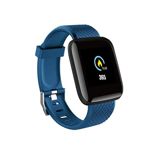 Edhua 116 Plus Pulsera Actividad, Smartwatch HD Touch Screen Fitness Tracker, Pulsera Inteligente, Sport Fitness Tracker… 10