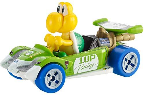 Hot Wheels Koopa Troopa/ Circuit Special Vehicle