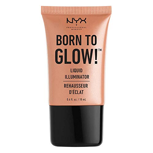 NYX Professional Makeup Iluminador líquido Born to