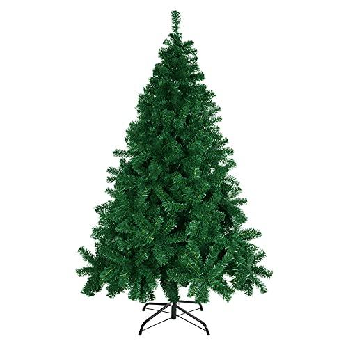 Sapin De Noel Artificiel 180 cm, Naturel Vert Foncé Sapin Noel Artificiel 850 Branches pour La Décoration De Noël