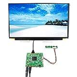 VSDISPLAY 15.6' 4K LCD 15.6inch IPS LCD Screen 3840X2160 Display LQ156D1JW04 with Mini HD-MI DP LCD Controller Kit