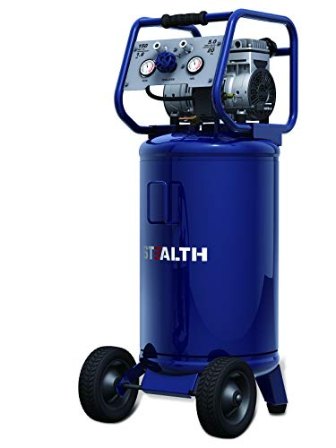 STEALTH SAQ-12018 Professional 20 Gal Air Compressor