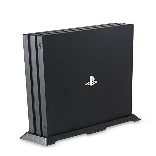 Sony Playstation 4 PRO Black Vertical Stand (PS4 PRO)