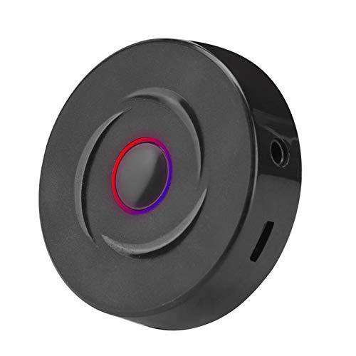 Receptor transmisor de audio inalámbrico, 2 en 1 Bluetooth 5.0 Transmisor de audio inalámbrico Receptor Adaptador de audio Transceptor 10M para TV Computadoras Laptops