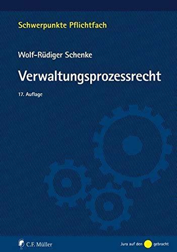 Verwaltungsprozessrechtの詳細を見る