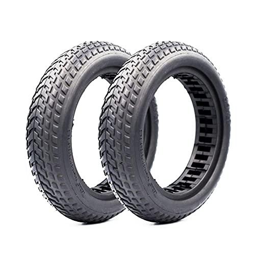 SHENG shengyuan Scooter húmedo Hueco sólido Neumático de Ajuste para Xiaomi Mijia M365 Monopatín Scooter Scooter Tire 8.5 Pulgadas Rueda de neumáticos Neumático no neumático SC (Color : Black)