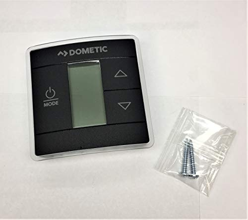 Dometic Air Conditioners 3316250.712 CT Single Zone Wall Thermostat - Black
