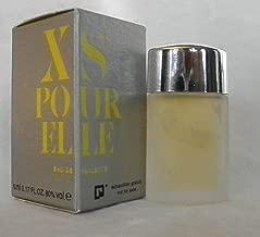 XS Pour Elle FOR WOMEN by Paco Rabanne - 0.17 oz EDT Mini