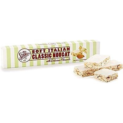 mr stanley's classic nougat, 100g - pack of 2 Mr Stanleys Soft Italian Nougat Bar 100 g (Pack of 2) 41hgGOXnVbL