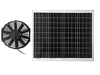 Amtrak Solar s Powerful 70-Watt Solar Attic Fan Quietly Cools your House Ventilates your house garage or RV and protects against moisture build-up