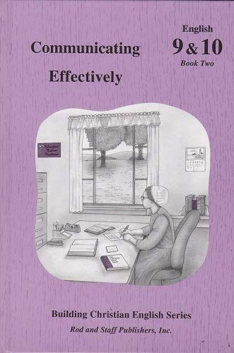 Communicating Effectively English 9 and 10 Book Two