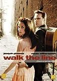 Walk The LINE – Joaquin Phoenix – Dänisch Film Poster