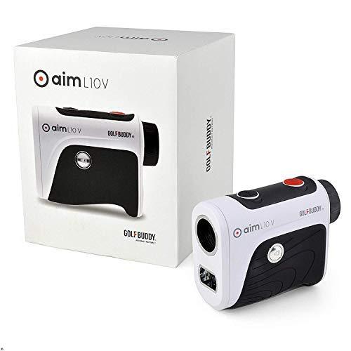 【GOLFBUDDY(ゴルフバディー)】aimL10V音声案内機能搭載ゴルフレーザー距離計(日本正規品)