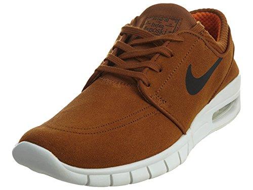 Nike 685299-201, Zapatillas de Deporte Hombre, (Hazelnut/Black/Ivory/Clay Orange), 36.5 EU
