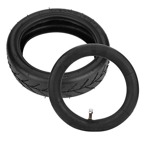 FOLOSAFENAR Rueda Exterior e Interior Neumático de Goma Neumático Rueda de patineta Neumático para días de Nieve y Lluvia