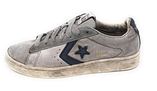 Converse Limited Edition, Pro Leather Og Ltd Ox, Hombre, Navy Smoke in, 43 EU