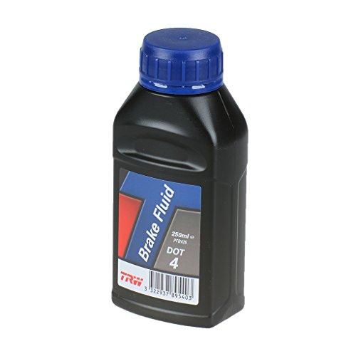 Liquide de frein Lucas DOT 4.0 250 ml pour Benelli BN 251   Benelli BN 302   Benelli BN 600 GT   Benelli BN 600 R   Benelli TNT 1130 R   Benelli TNT 899   Benelli TRE 1130 K   Benelli TRE 1130