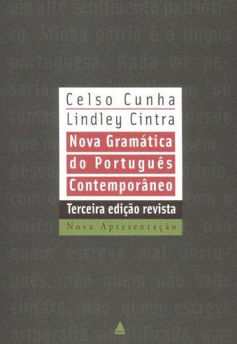 Nova Gramática Do Português Contemporâneo (Portuguese Edition)