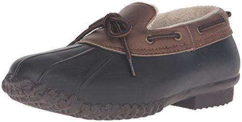 JBU by Jambu Women's Gwen Rain Shoe, Black Earth, 9.5 M US